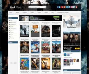 Ücretsiz Blogger Film Temaları (Blogger En iyi Film Temaları) 3