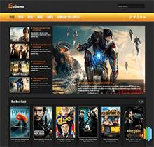 Ücretsiz Blogger Film Temaları (Blogger En iyi Film Temaları) 1