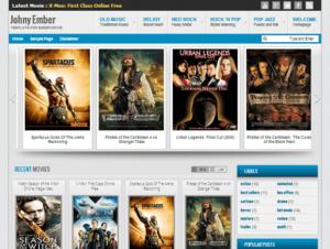 Ücretsiz Blogger Film Temaları (Blogger En iyi Film Temaları) 2