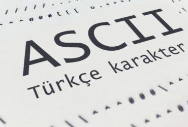 ascii-karakter-listesi-tablosu