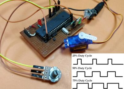 Generating-PWM-signals-on