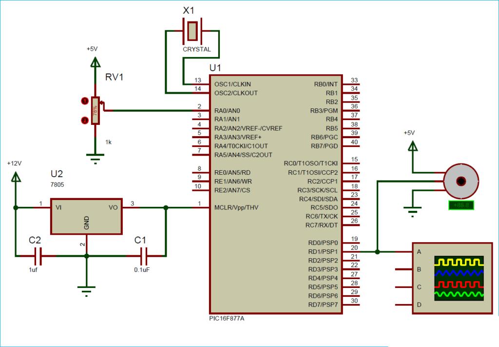 Mikrodenetleyici Kullanarak PWM Sinyali Üretmek 12