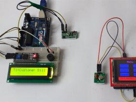 Arduino Kullanarak Akıllı Restoran Menü Sipariş Sistemi