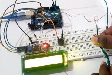 Arduino ile Buzz Wire Oyunu Yapımı