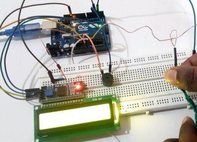 Arduino ile Buzz Wire Oyunu Yap